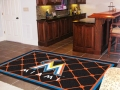 Miami Marlins MLB Area House Rugs