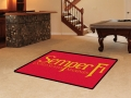 U.S. Marines Area House Rugs
