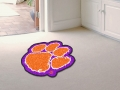 Clemson Tigers Mascot Cut-Out Floor Mat