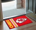 "Kansas City Chiefs 20"" x 30"" Welcome Door Mat"