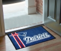 "New England Patriots 20"" x 30"" Welcome Door Mat"