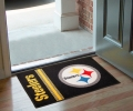 "Pittsburgh Steelers 20"" x 30"" Welcome Door Mat"