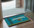 "Jacksonville Jaguars 20"" x 30"" Welcome Door Mat"