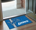 "Detroit Lions 20"" x 30"" Welcome Door Mat"