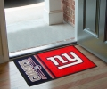 "New York Giants 20"" x 30"" Welcome Door Mat"