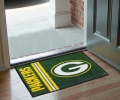 "Green Bay Packers 20"" x 30"" Welcome Door Mat"