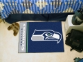"Seattle Seahawks 20"" x 30"" Welcome Door Mat"
