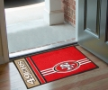 "San Francisco 49ers 20"" x 30"" Welcome Door Mat"