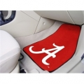 "Alabama Crimson Tide ""A"" Car/SUV/Truck Floor Mats"