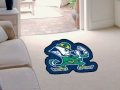 Notre Dame Fighting Irish Mascot Cut-Out Floor Mat