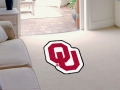 Oklahoma Sooners Mascot Cut-Out Floor Mat