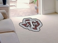 Texas A&M Aggies Mascot Cut-Out Floor Mat