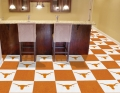 "Texas Longhorns NCAA 18"" x 18"" Carpet Tiles"