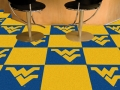 "West Virginia Mountaineers NCAA 18"" x 18"" Carpet Tiles"