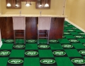 "New York Jets NFL 18"" x 18"" Carpet Tiles"
