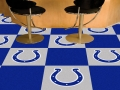"Indianapolis Colts NFL 18"" x 18"" Carpet Tiles"