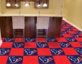"Houston Texans NFL 18"" x 18"" Carpet Tiles"