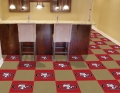 "San Francisco 49ers NFL 18"" x 18"" Carpet Tiles"