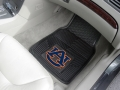 Auburn Tigers Premium All Weather 2pc Rubber Front Floor Mats