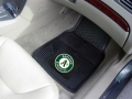 Oakland Athletics Premium All Weather 2pc Rubber Car Floor Mats