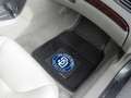 San Diego Padres Premium All Weather 2pc Rubber Car Floor Mats
