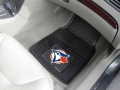 Toronto Blue Jays Premium All Weather 2pc Rubber Car Floor Mats