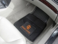 Oregon State Beavers Premium All Weather 2pc Rubber Car Floor Mats