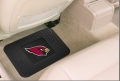 "Arizona Cardinals 14"" x 27"" All Weather Vinyl Utility Mats"