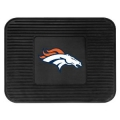 "Denver Broncos 14"" x 27"" All Weather Vinyl Utility Mats"