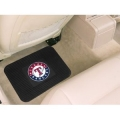 "Texas Rangers 14"" x 27"" All Weather Vinyl Utility Mats"