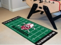 "Nebraska Cornhuskers 29.5"" x 72"" NCAA Office/House Blackshirts Football Field Floor Runner"