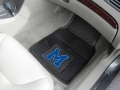 Memphis Tigers Premium All Weather 2pc Rubber Car Floor Mats