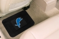 "Detroit Lions 14"" x 27"" All Weather Vinyl Utility Mats"