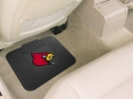 "Louisville Cardinals 14"" x 27"" All Weather Vinyl Utility Mats"