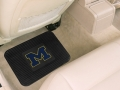"Michigan Wolverines 14"" x 27"" All Weather Vinyl Utility Mats"