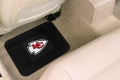 "Kansas City Chiefs 14"" x 27"" All Weather Vinyl Utility Mats"