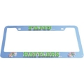 Florida A&M Rattlers NCAA Chrome 3D License Plate Tag Frame