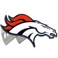 Denver Broncos NFL Oversize Hitch Cover
