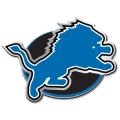 Detroit Lions NFL Oversize Hitch Cover