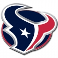 "Houston Texans NFL 2"" Logo Hitch Cover"