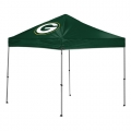 Green Bay Packers NFL 9 x 9 Straight Leg Canopy Tent