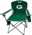 Green Bay Packers NFL Cooler Quad Tailgate Chair