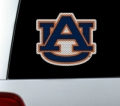 "Auburn Tigers NCAA Logo Glass Tatz """"Cutz"""" Window Graphic/Decals"