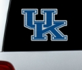 "Kentucky Wildcats NCAA Logo Glass Tatz """"Cutz"""" Window Graphic/Decals"