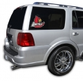 "Louisville Cardinals NCAA Logo Glass Tatz """"Cutz"""" Window Graphic/Decals"