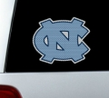 "North Carolina Tar Heels NCAA Logo Glass Tatz """"Cutz"""" Window Graphic/Decals"