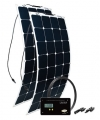 Go Power GP200 Bendable Solar Flex Kits for Boats, RV's, Semis