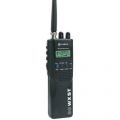 Cobra 40 Channel Hand Held CB Radio with Weather and Soundtracker