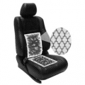 Crimestopper Universal Dual Electronic Temperature Heated Carbon Fiber Seat Kit