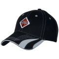 International Trucks Reflective Safety Stripe Navy Hat